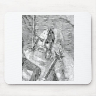 Tapis De Souris soldat barbu