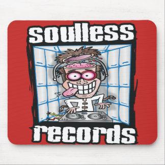 Tapis de souris Soulless de disques