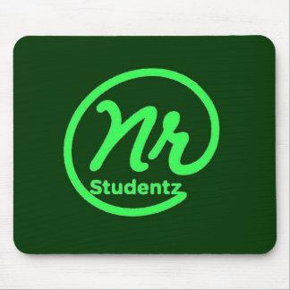 Tapis De Souris Souris de NR Studentz Protection-Verte