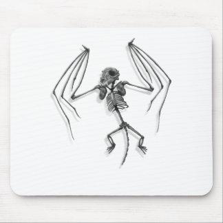 Tapis De Souris Squelette de batte