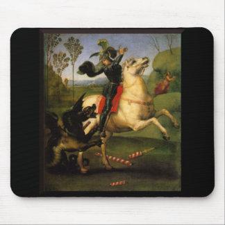 Tapis De Souris St George et le dragon