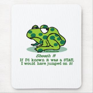 Tapis De Souris Stat Froggie