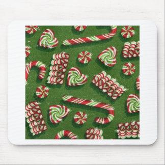 Tapis De Souris sucreries de Noël