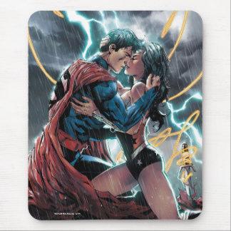 Tapis De Souris Superman/art promotionnel comique femme de