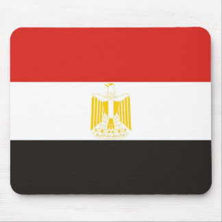 Tapis De Souris symbole de drapeau de pays de l'Egypte longtemps