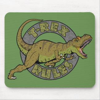 Tapis De Souris T-Rex ordonne Mousepad