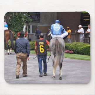 Tapis De Souris Tapceptional - course de chevaux de fer