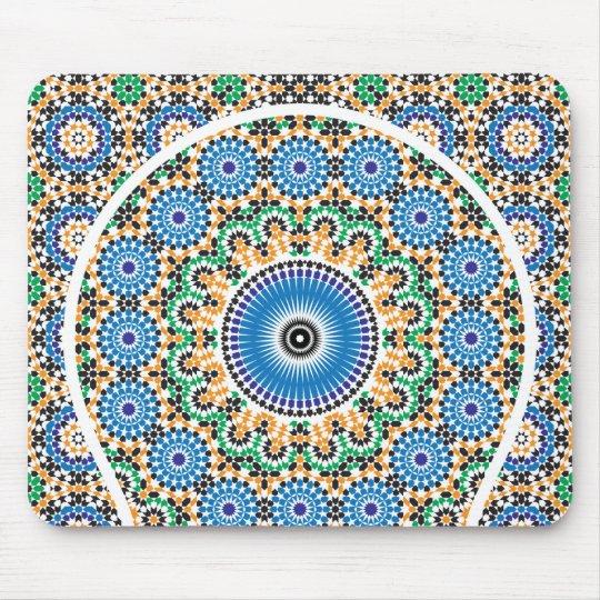 Tapis De Souris Tapis décoré en mosaique