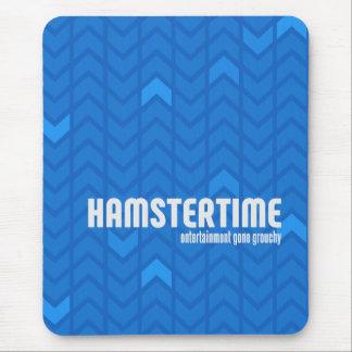 Tapis De Souris Temps Mousepad - verticale de hamster