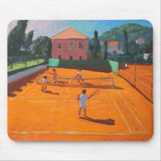 Tapis De Souris Tennis de cour d'argile Lapad Croatie 2012