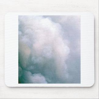 Tapis De Souris texture de fumée de nuage