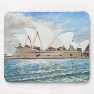 Tapis De Souris Théatre de l'opéra de Sydney