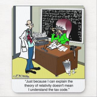 Tapis De Souris Théorie de relativité et du code fiscal