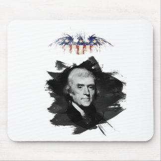 Tapis De Souris Thomas Jefferson