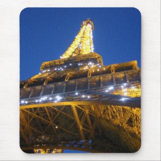 Tapis De Souris Tour Eiffel étroit - customisé