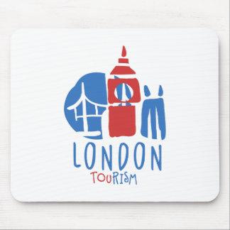 Tapis De Souris Tourisme de Londres