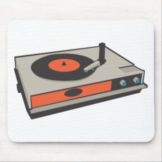Tapis De Souris Tourne-disque
