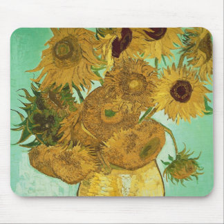 Tapis De Souris Tournesols de Vincent van Gogh |, 1888