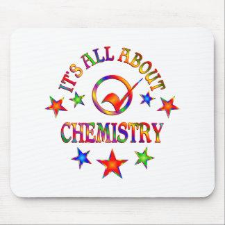 Tapis De Souris Tout au sujet de la chimie