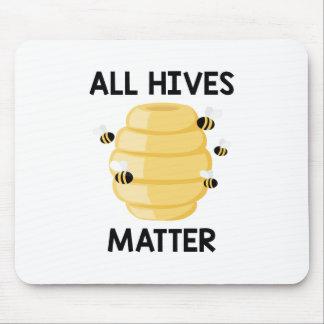Tapis De Souris Toute la matière de ruches
