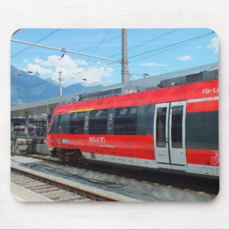 Tapis De Souris Train