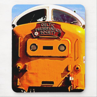 Tapis De Souris Train diesel britannique Deltic (2)
