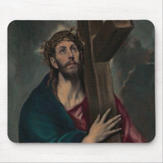 Tapis De Souris Transport de la croix