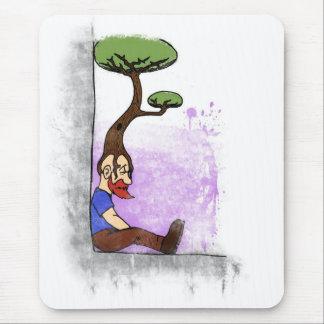 Tapis De Souris TreeHead