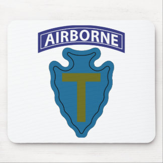 Tapis De Souris trente-sixième Division d'infanterie - aéroportée