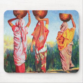Tapis De Souris Trois femmes 1993