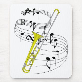 Tapis De Souris Trombone