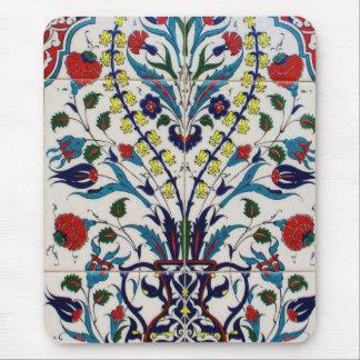 Tapis De Souris Tuiles islamiques traditionnelles de conception