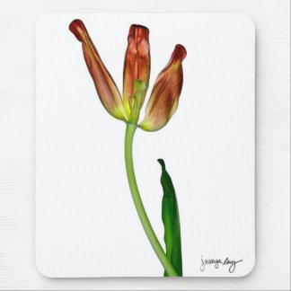 """Tapis De Souris """"Tulipe"""" par J. Maya Luz"""