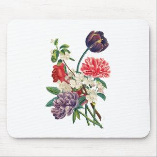 Tapis De Souris Tulipes et pivoines de Redoute