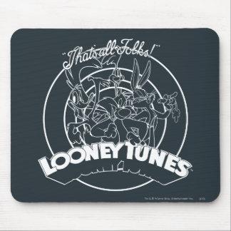 TAPIS DE SOURIS TUNES™ LOONEY QUI EST TOUS LES GENS ! ™