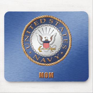Tapis De Souris U.S. Maman Mousepad de marine