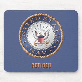 Tapis De Souris U.S. Mousepad retiré par marine