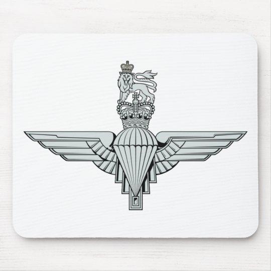Tapis De Souris UK Para badge