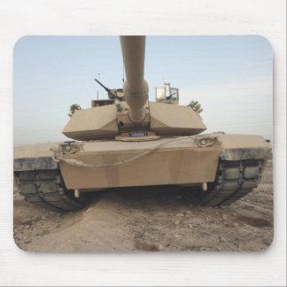 Tapis De Souris Un char de bataille M-1A1