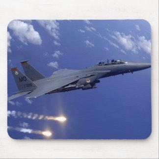 Tapis De Souris Une grève Eagle de l'Armée de l'Air F-15E