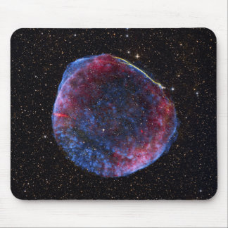Tapis De Souris Une image composée du remn 1006 de supernova de SN