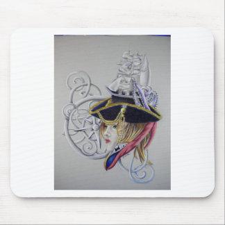 Tapis De Souris Une vie de pirates