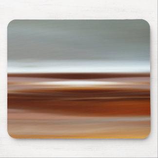 Tapis De Souris Vacances abstraites de crépuscule d'horizon