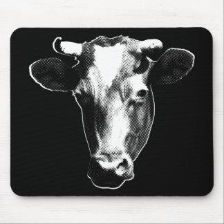 Tapis De Souris Vache à art de bruit