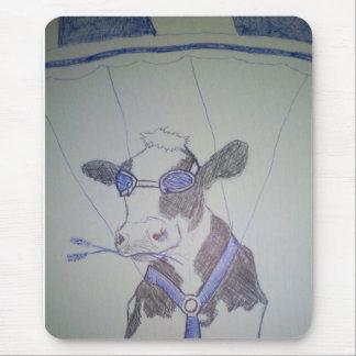 Tapis De Souris Vache folle