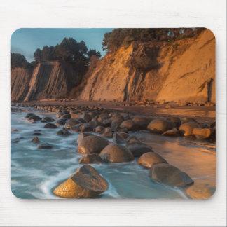 Tapis De Souris Vague le long de la plage, la Californie