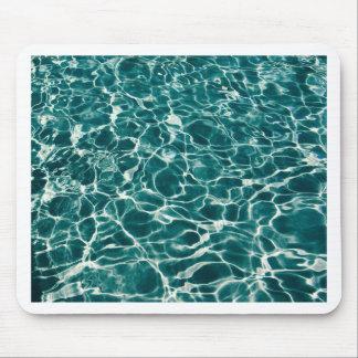 Tapis De Souris Vagues fraîches de piscine