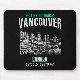 Tapis De Souris Vancouver