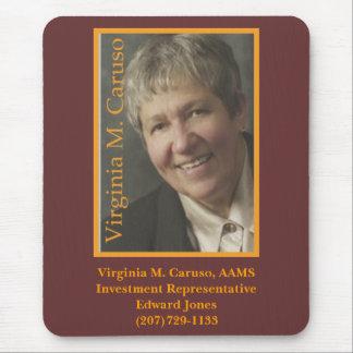 Tapis De Souris VC, la Virginie M. Caruso, AAMSInvestment