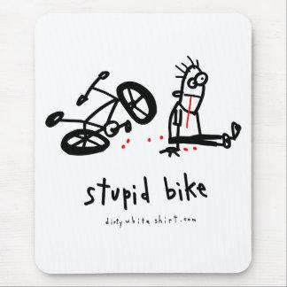 Tapis De Souris Vélo stupide